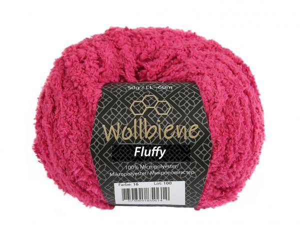 Fluffy pink 16