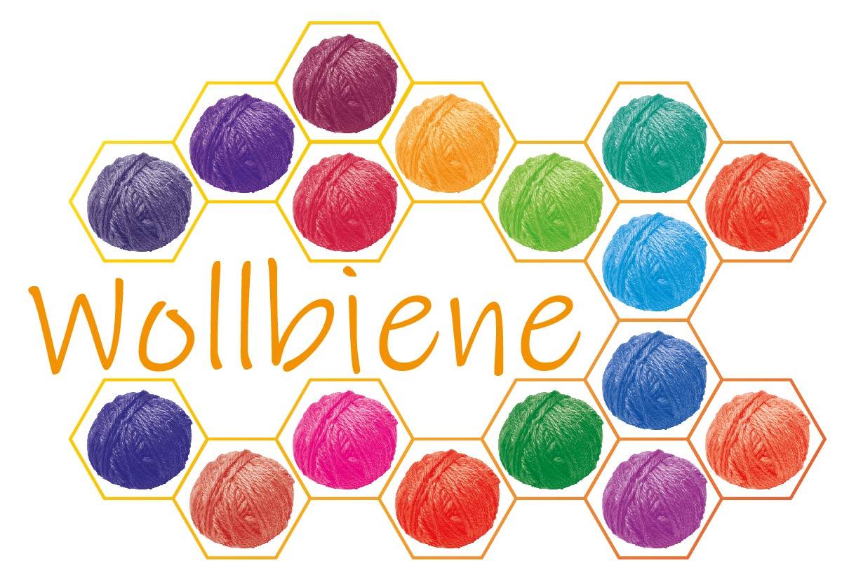 Wollbiene-Logo