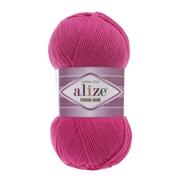 Alize Cotton Gold 149 fuchsia