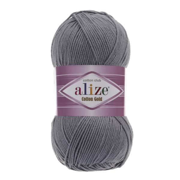 Alize Cotton Gold 87 grau