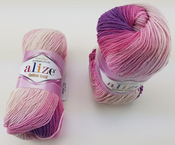 Alize Cotton Gold Batik 3302