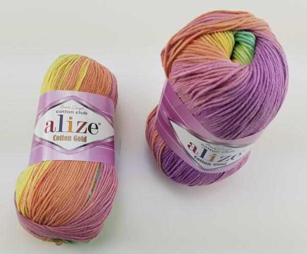Alize Cotton Gold Batik 3304
