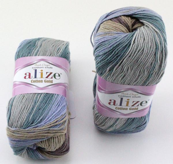 Alize Cotton Gold Batik 4148