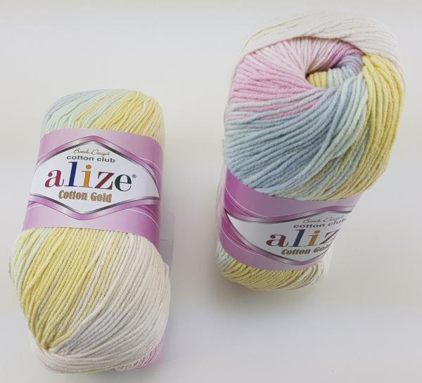 Alize Cotton Gold Batik 6785