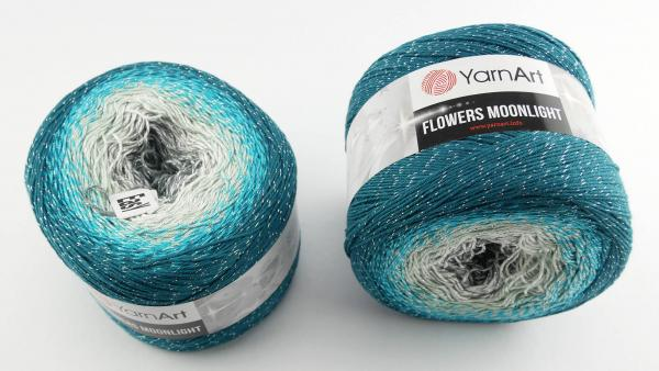 YarnArt Flowers Moonlight 3289