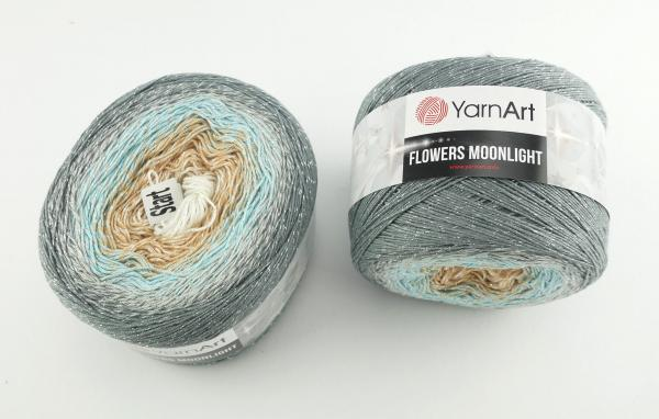 YarnArt Flowers Moonlight 3268